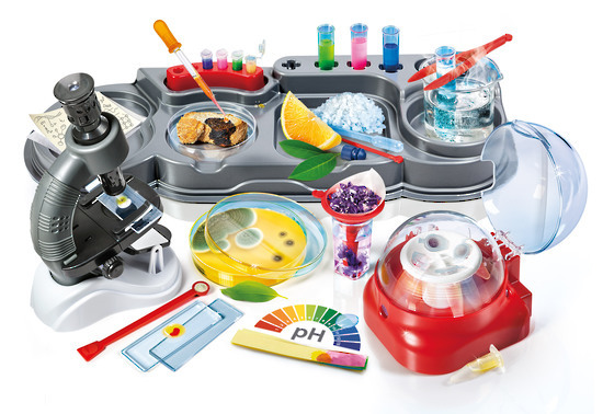 Clementoni: Science Museum - Science in the Laboratory