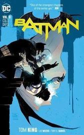 Batman Volume 8 by Tom King
