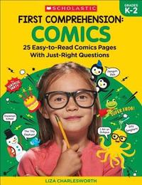 First Comprehension: Comics by Immacula A Rhodes