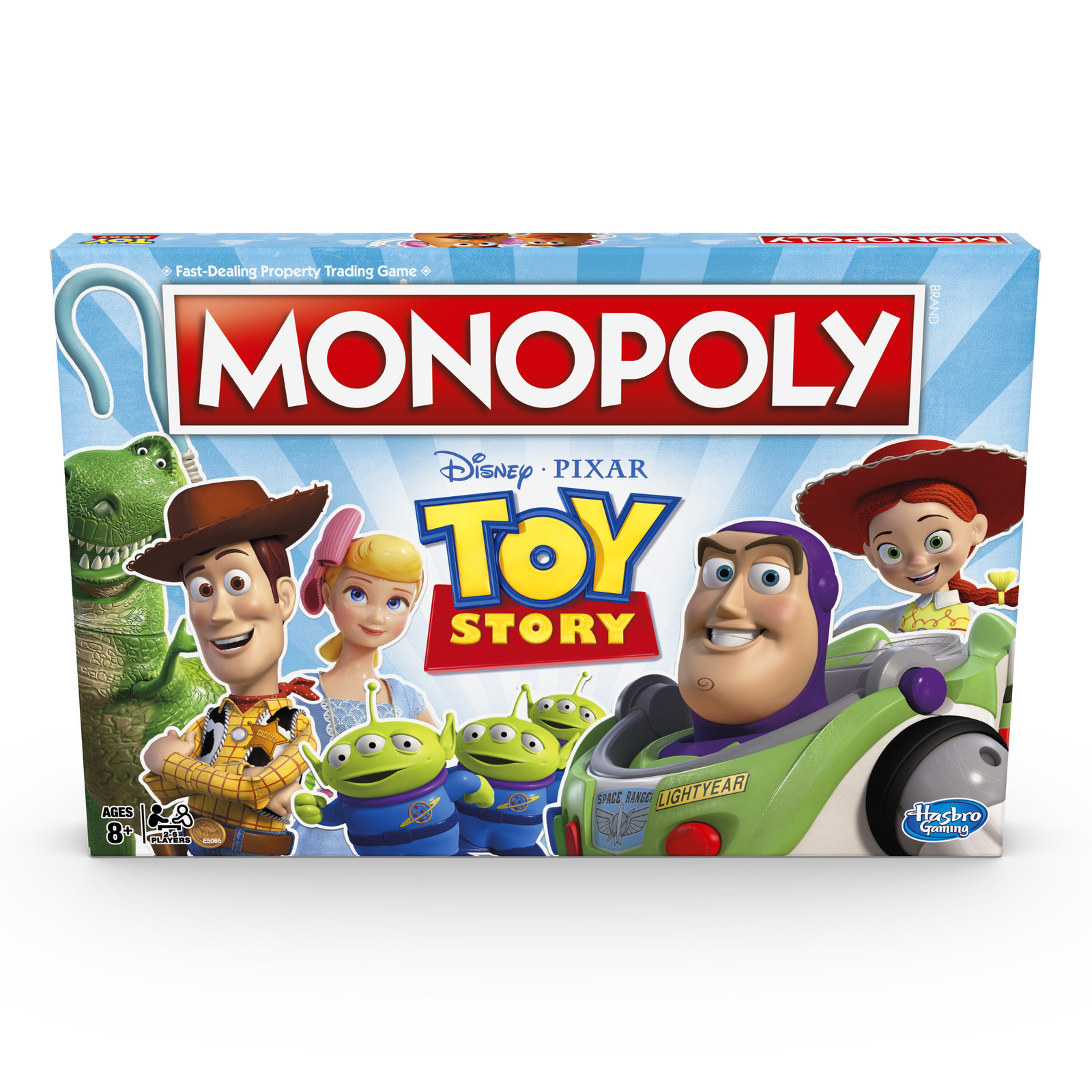 Monopoly - Toy Story Edition image