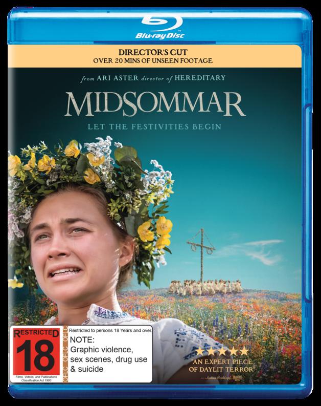 Midsommar (Director's Cut) on Blu-ray