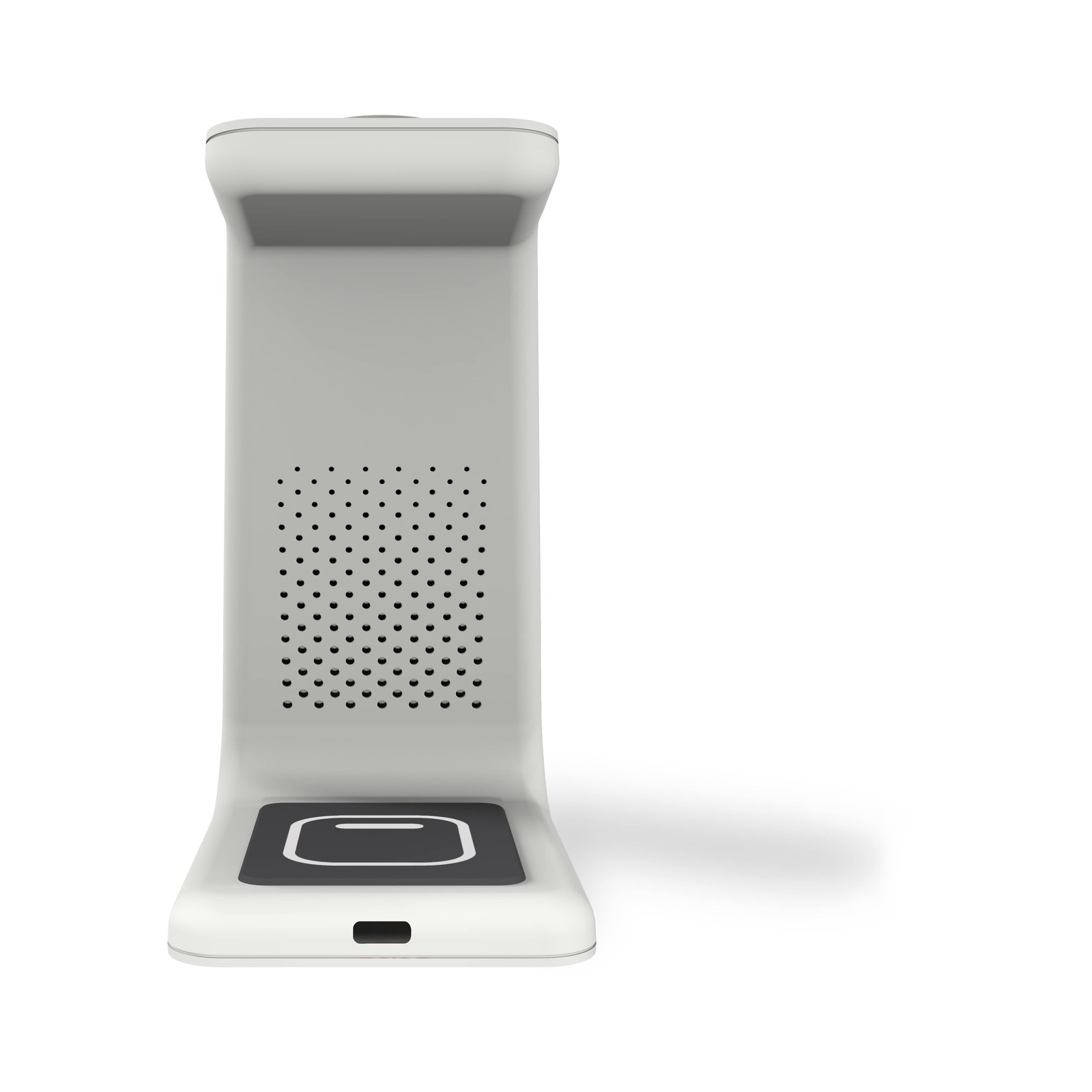 STM ChargeTree Multi Device Charging Station - White image
