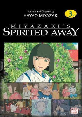 Spirited Away, Vol. 3 by Hayao Miyazaki