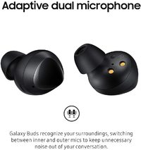 Samsung R170 Galaxy Buds True Wireless Bluetooth - Black
