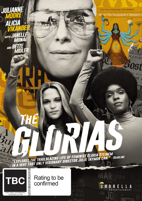 The Glorias on DVD