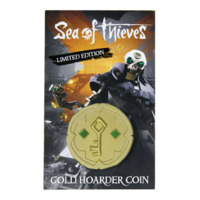 Sea of Thieves: Gold Hoarders Key - Collectable Coin
