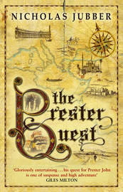 The Prester Quest by Nicholas Jubber image