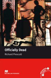 Macmillan Readers Officially Dead Upper Intermediate Reader Without CD by Richard Prescott