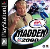 Madden NFL 2000 for
