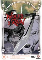 Wolf's Rain Vol 5 - War For The Soul on DVD