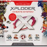 XPLODER Cheats System for DS and DSi for Nintendo DS