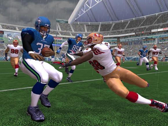 ESPN NFL 2K5 for Xbox image