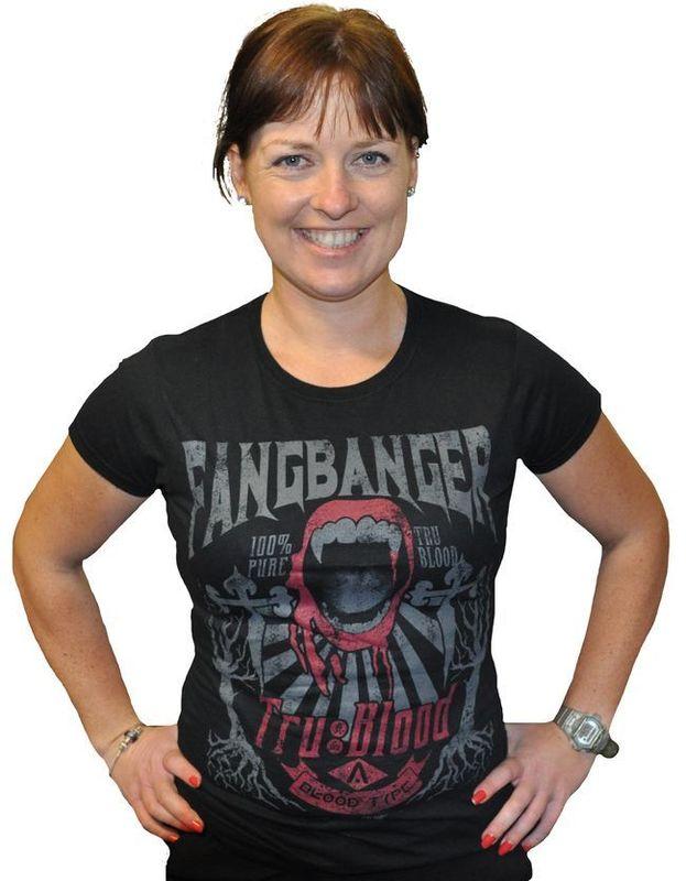 True Blood: Fangbanger T-Shirt - Small