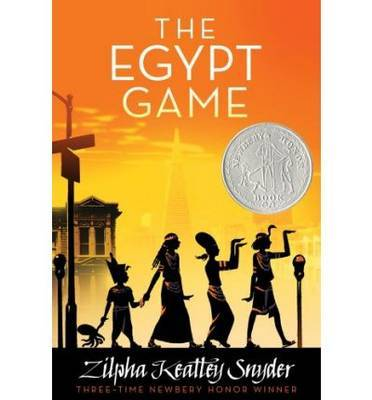 The Egypt Game by Zilpha Keatley Snyder image