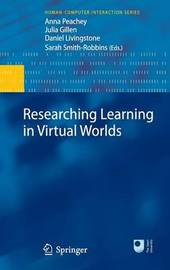 Researching Learning in Virtual Worlds image