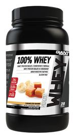 Giant Sports 100% Whey Protein - Caramelised Banana (907g/28 Servings)