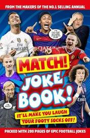 Match! Joke Book by Match