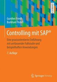 Controlling Mit SAP(R) by Gunther Friedl