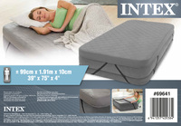 Intex: Twin Size Airbed Cover & Carry Bag