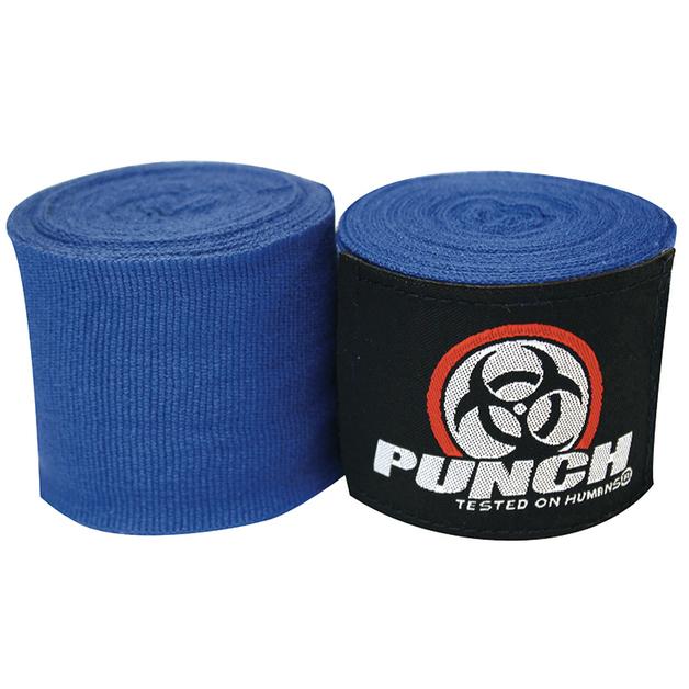 Punch: Urban Hand Wraps - 400cm (Blue)