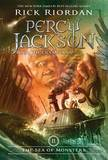 The Sea of Monsters (Percy Jackson #2) by Rick Riordan