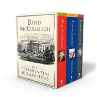 David McCullough: The Presidential Biographies by David McCullough image