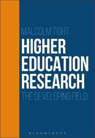 Higher Education Research by Malcolm Tight