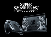 Nintendo Switch Super Smash Bros. Ultimate Edition Console for Nintendo Switch