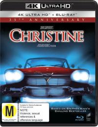 Christine on UHD Blu-ray
