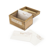 Twine: Pantry - Herb Garden Wood Recipe Box