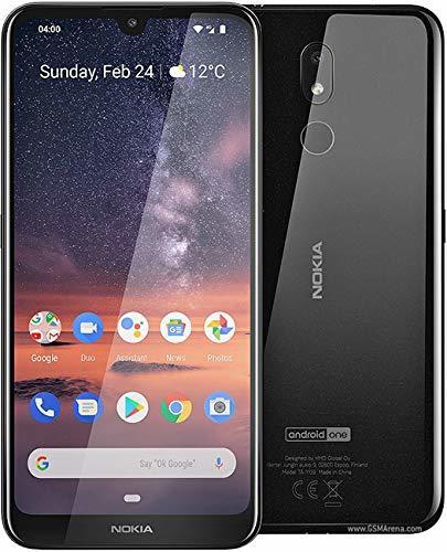 Nokia 3.2 Smartphone - Dual SIM / 32GB (Black) image