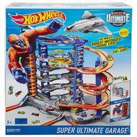 Hot Wheels: Super Ultimate Garage - Playset