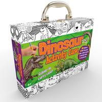 Colour and Carry: Activity Kit - Dinosaur