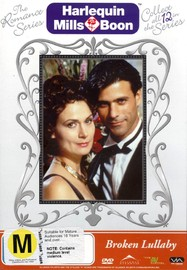 Harlequin Mills And Boon - Broken Lullaby (The Romance Series) on DVD image