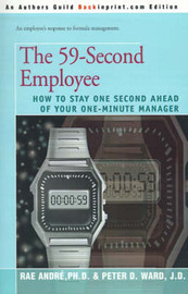 The 59-Second Employee by Rae Andre image