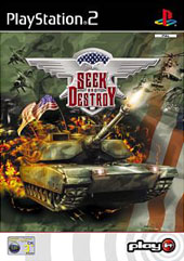 Seek & Destroy for PlayStation 2