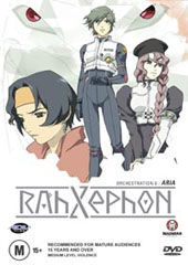 Rahxephon - Vol. 6: Aria on DVD