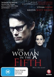 The Woman in the Fifth on DVD
