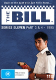 The Bill - Series 11 Part 3 & 4 on DVD