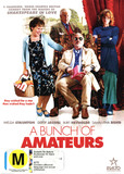 A Bunch of Amateurs DVD