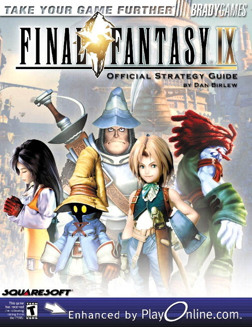 Final Fantasy IX Official Strategy Guide for PlayStation 2