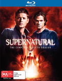 Supernatural - Season 5 on Blu-ray