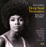 Dave Godin's Deep Soul Treasures - Taken From The Vaults (LP) by Various Artists