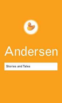 Stories and Tales by Hans Christian Andersen image