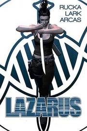 Lazarus Book 1 by Greg Rucka