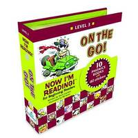 Now I'm Reading!: on the Go! by Nora Gaydos