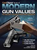 Gun Digest Book of Modern Gun Values by Phillip Peterson