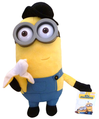 Minions: Banana Kevin - Plush Figure