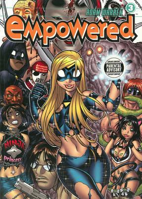 Empowered Volume 3 by Adam Warren image