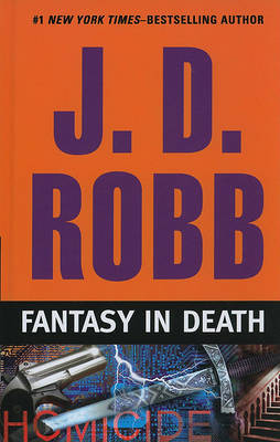 Fantasy in Death by J.D Robb image